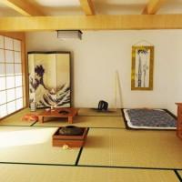 интерьер в японском стиле фото 12