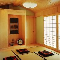 интерьер в японском стиле фото 34