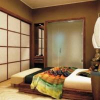 интерьер в японском стиле фото 43
