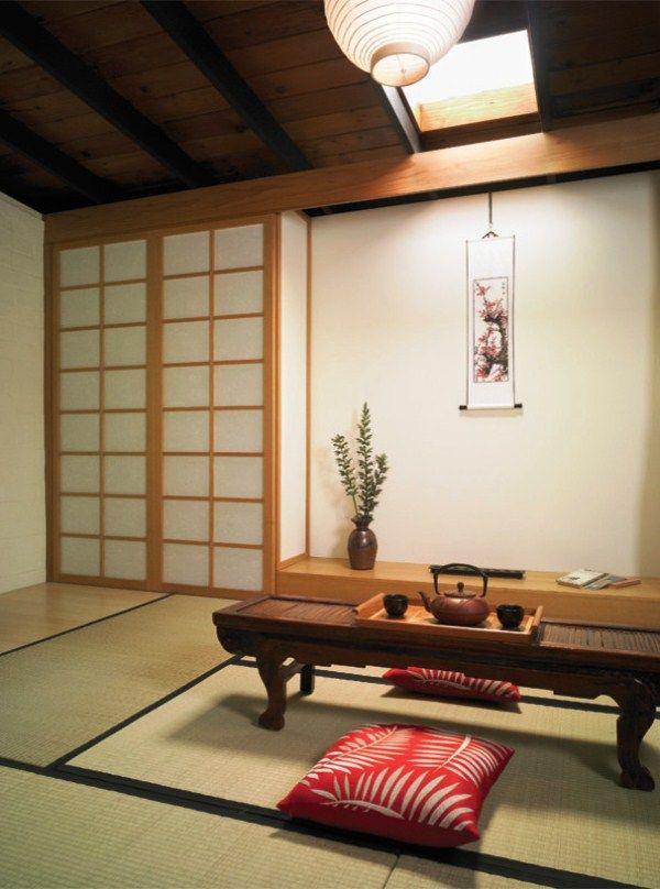 комната в японском стиле своими руками фото