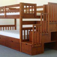 двухъярусная кровать для детей фото 12