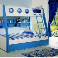 двухъярусная кровать для детей фото 17