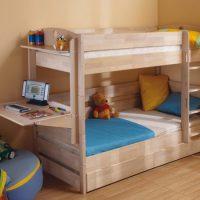 двухъярусная кровать для детей фото 18