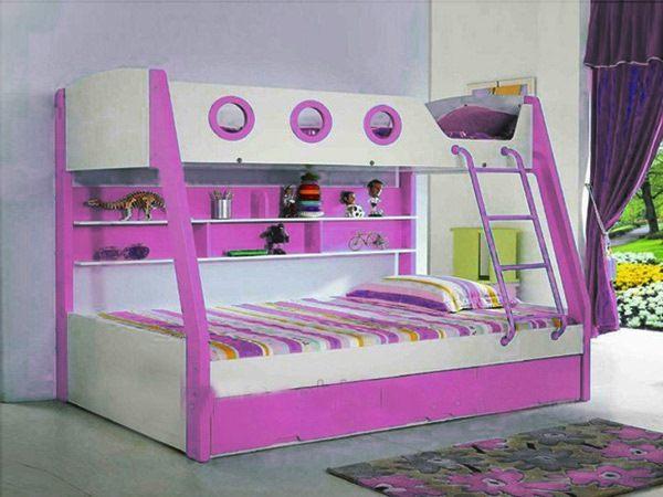двухъярусная кровать для детей фото 2
