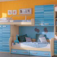 двухъярусная кровать для детей фото 22