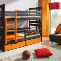 двухъярусная кровать для детей фото 27