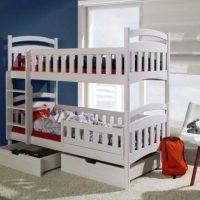 двухъярусная кровать для детей фото 28