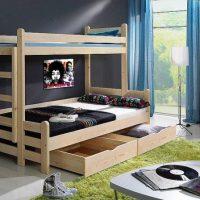 двухъярусная кровать для детей фото 35