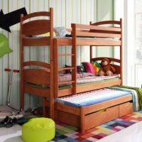 двухъярусная кровать для детей фото 36
