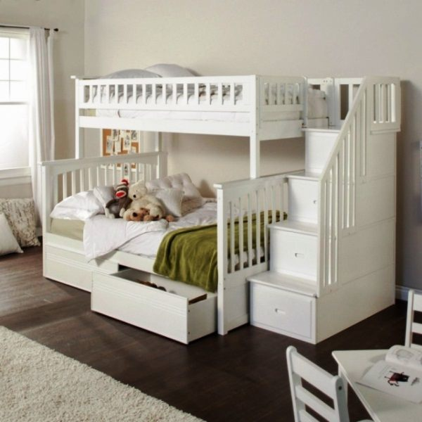 двухъярусная кровать для детей фото 4
