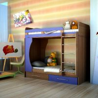 двухъярусная кровать для детей фото 40