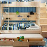 двухъярусная кровать для детей фото 42