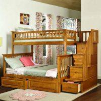 двухъярусная кровать для детей фото 43