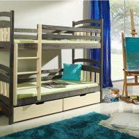 двухъярусная кровать для детей фото 44