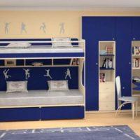 двухъярусная кровать для детей фото 45