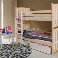 двухъярусная кровать для детей фото 48