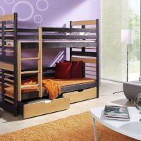 двухъярусная кровать для детей фото 52