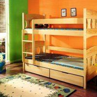 двухъярусная кровать для детей фото 53