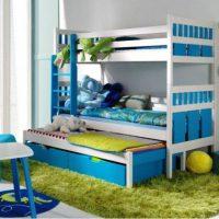 двухъярусная кровать для детей фото 54