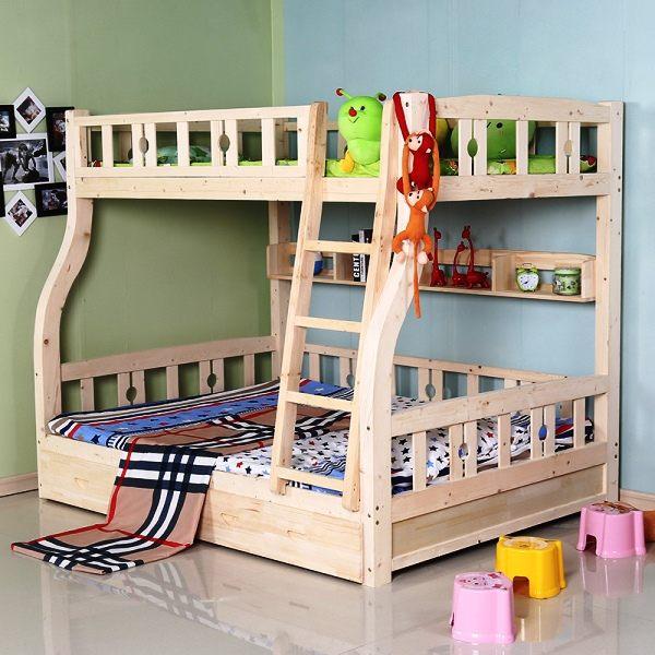 двухъярусная кровать для детей фото 8