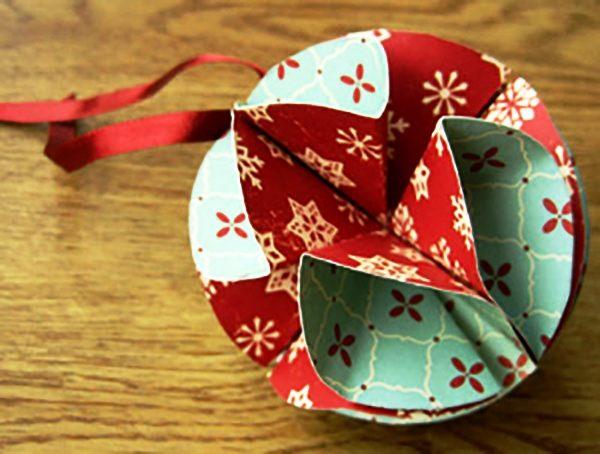 новогодние украшения своими руками фото 5
