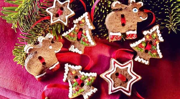 новогодние гирлянды своими руками фото 14