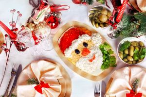 украшение блюд праздничного стола своими руками