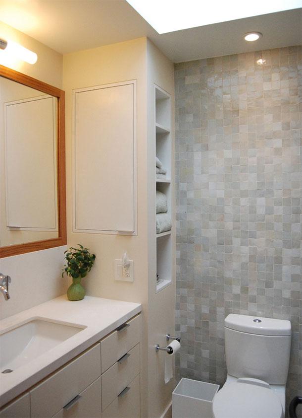 отделка туалета в квартире фото