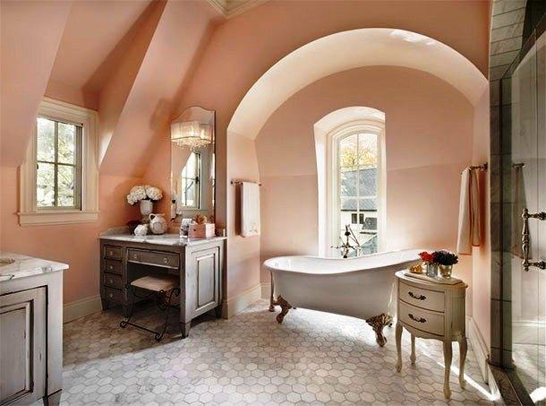 мебель для ванной комнаты фото 15