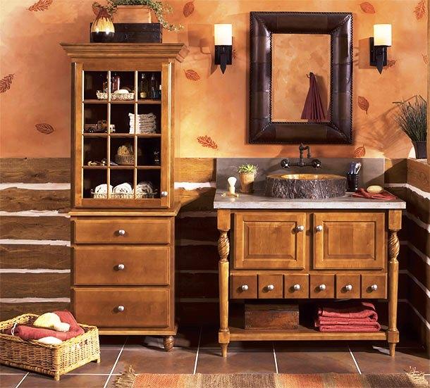 мебель для ванной комнаты фото 18