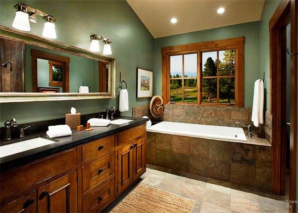 мебель для ванной комнаты фото 19