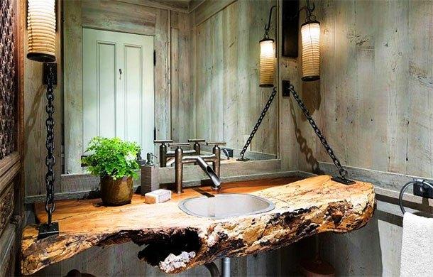 мебель для ванной комнаты фото 20
