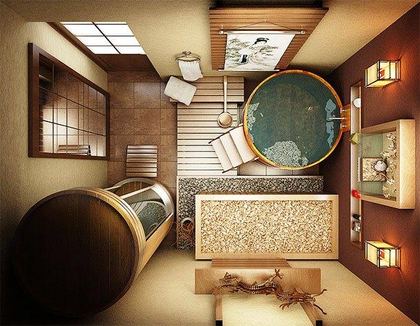 мебель для ванной комнаты фото 5