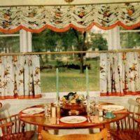 образцы штор на кухню фото 11