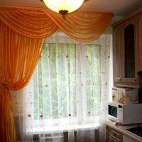 образцы штор на кухню фото 43