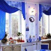 образцы штор на кухню фото 50