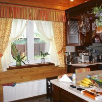 образцы штор на кухню фото 57