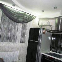 образцы штор на кухню фото 58