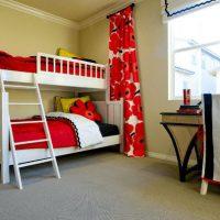 детская спальня для двоих детей фото 23