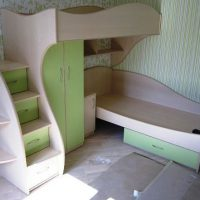детская спальня для двоих детей фото 42