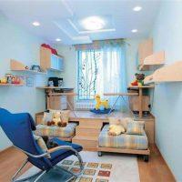 детская спальня для двоих детей фото 5