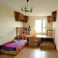 детская спальня для двоих детей фото 7