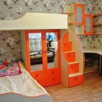 детская спальня для двоих детей фото 8