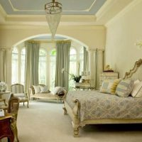 спальни в классическом стиле дизайн фото 10