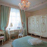 спальни в классическом стиле дизайн фото 12