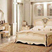 спальни в классическом стиле дизайн фото 14