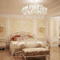 спальни в классическом стиле дизайн фото 16