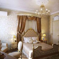спальни в классическом стиле дизайн фото 19