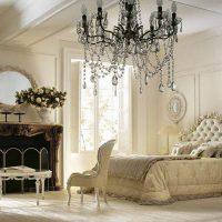 спальни в классическом стиле дизайн фото 21