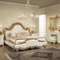 спальни в классическом стиле дизайн фото 25